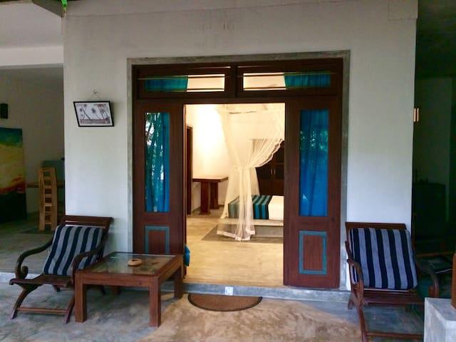 Rent 1 room in Unawatuna 1 min beach - Unawatuna - Casa