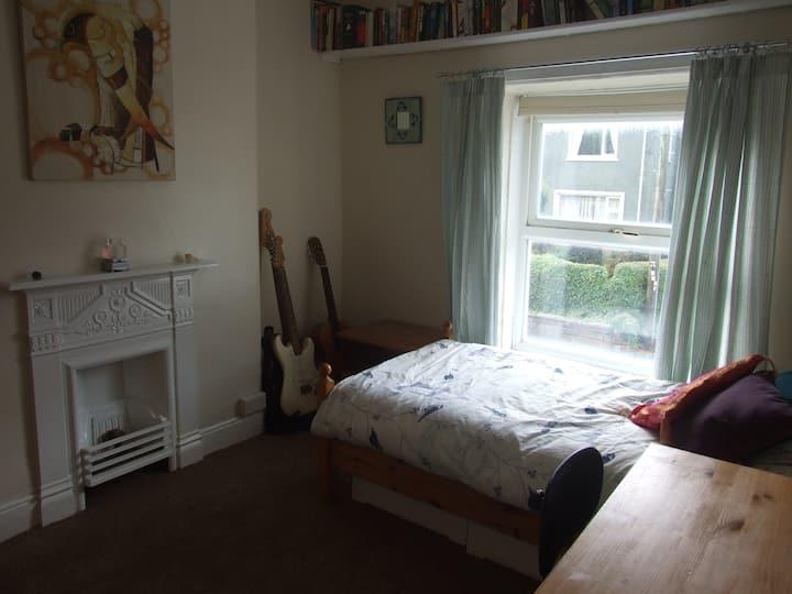 Convenient comfy room
