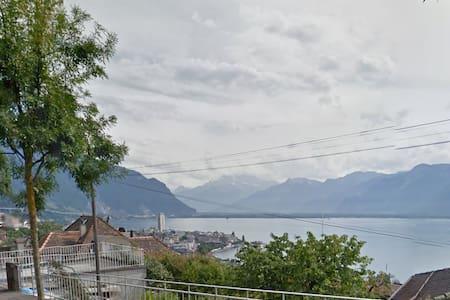 Montreux Switzerland - Montreux