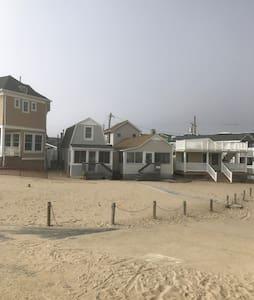 Beachfront House.  On the Sand! - Manasquan - House