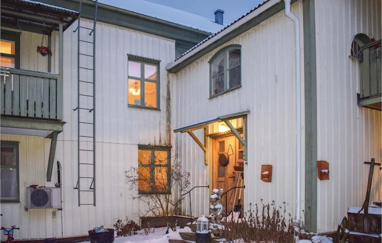 Holiday apartment with 1 bedroom on 62 m² in Vimmerby