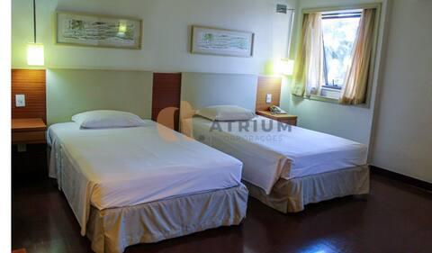 Flat Alto Padrão Em Hotel