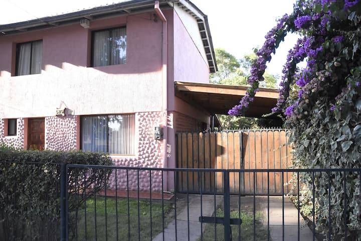 Casa en Valle del Maipo1