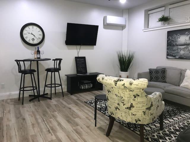 New Modern 1 Bedroom Apartment