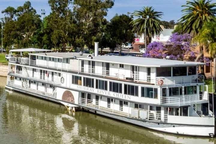 Murray River Queen - Lower Deck River View Room
