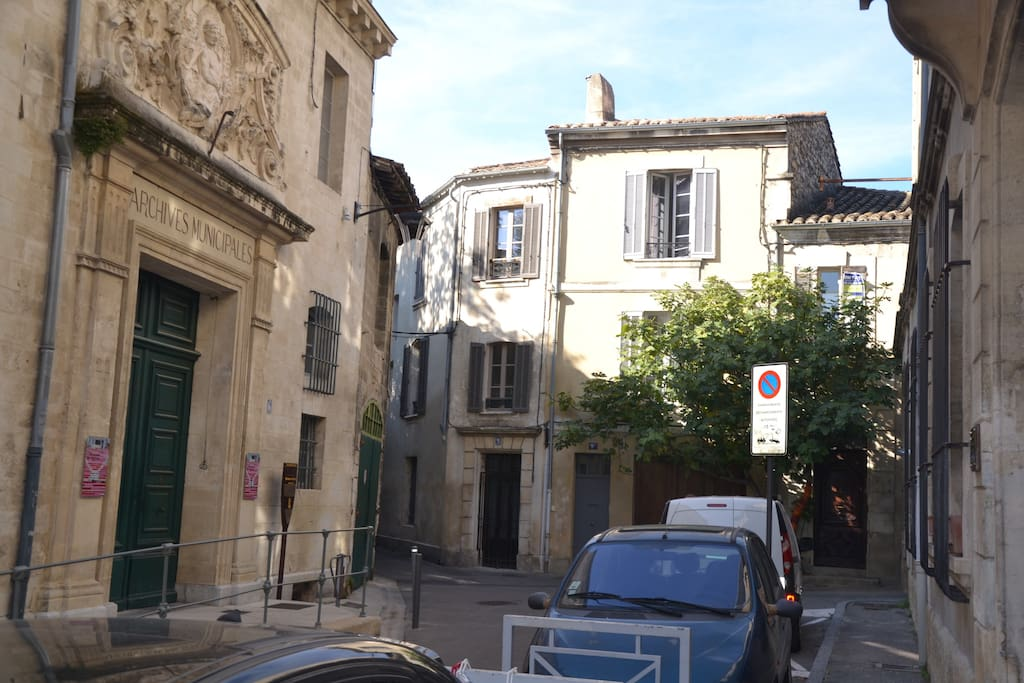 Rue Saluces