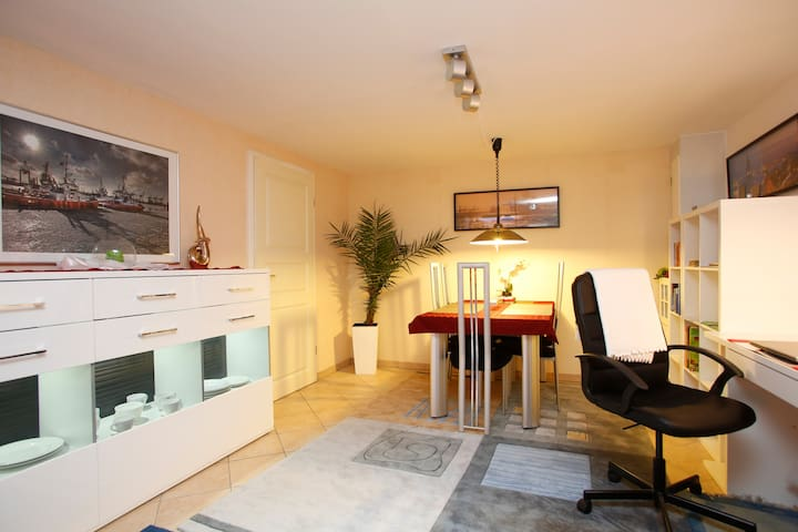 Discover Hamburg at its best - Pinneberg - Appartement