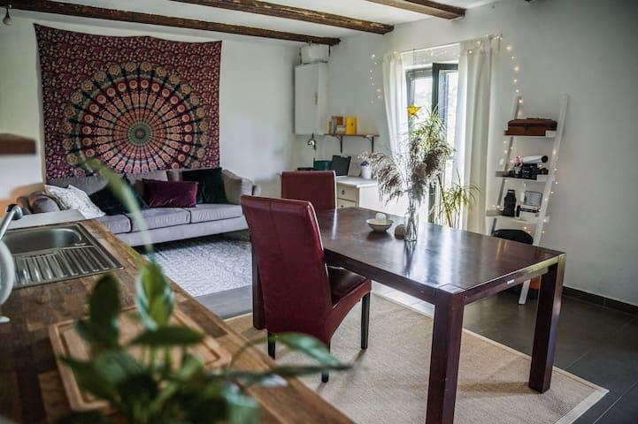 Schöne Wohnung an der Mecklenburgischen Seenplatte