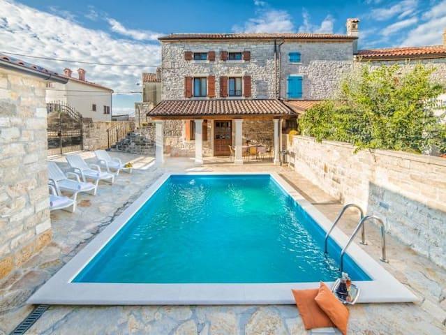 Villa Tamara - Marasi, Porec, Istria, Croatia - Vrsar