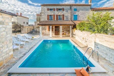 Villa Tamara - Marasi, Porec, Istria, Croatia - Vrsar - Villa