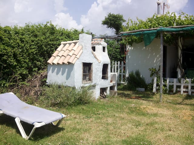 Casa rural en la montaña (Tarifa)