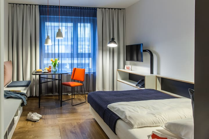 Serviced Apartment- Studio in Vienna