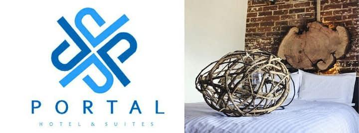 Hotel PORTAL&SUITES (habitacion sencilla)