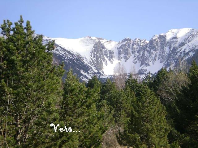 Bienvenue dans un petit village de montagne... - Saint pierre dels forçats  - Apartment