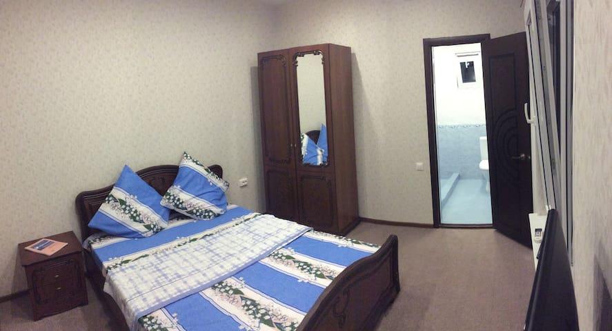 Люкс с двухспальной кроватью - Gantiadi - Casa