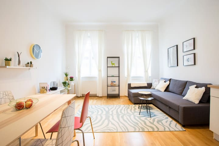 SUPERHOST Apartment close to Augarten (17)