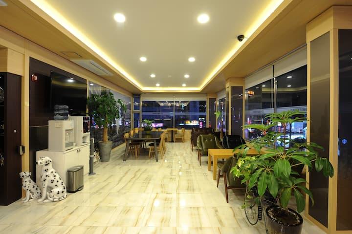 에버그린호텔( Evergreen hotel ) okpo-geoje