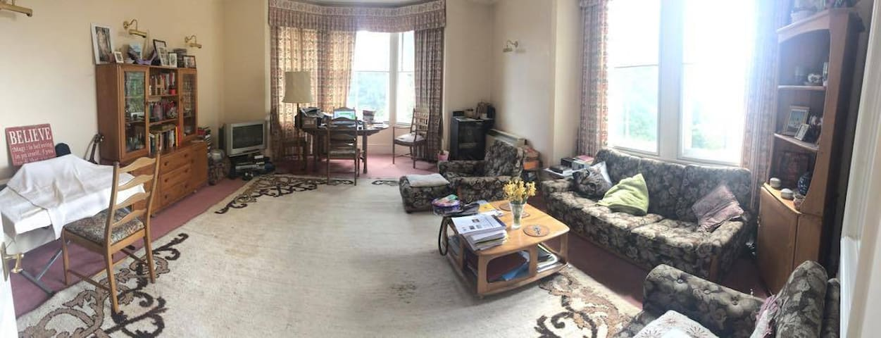 Quaint Georgian Townhouse Apartment in Ipswich - Ipswich - Appartement
