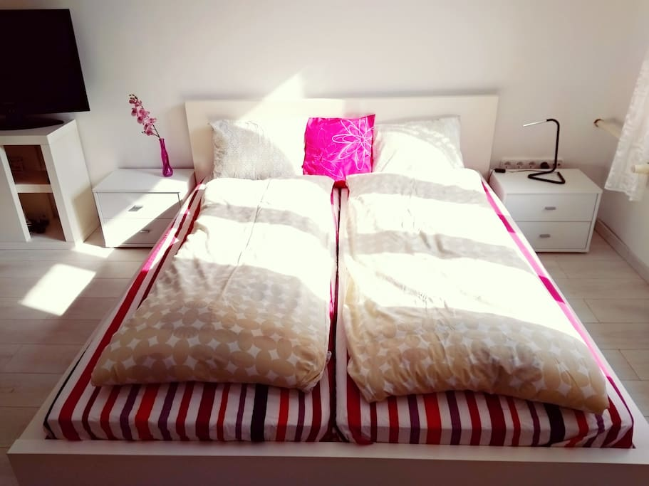 The bed2