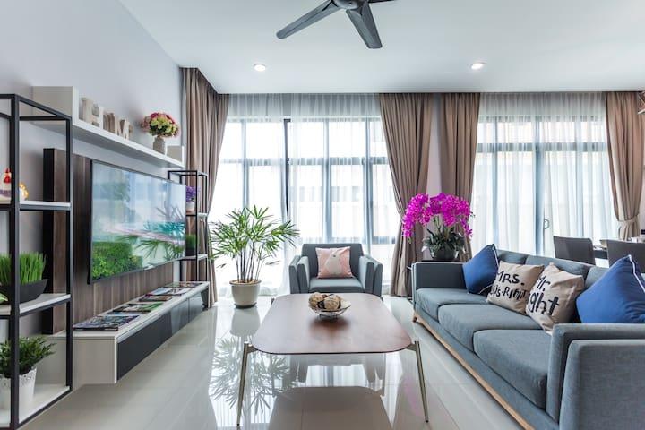 Harmonious Designed Resort Home(3350sqft)@PR No.8