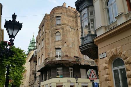 Adrienne's Apartment-Super Central - Budapest - Apartment