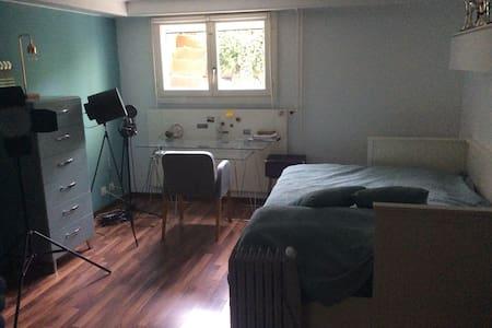 Chambre privée en villa  à Genève - Plan-les-Ouates - 一軒家