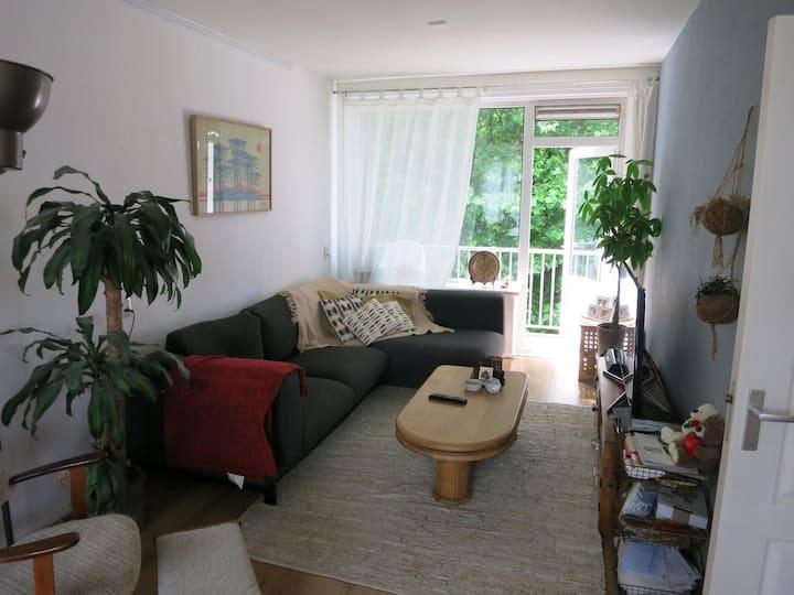 Cozy appartament close to Amsterdam/Zaanse Schans