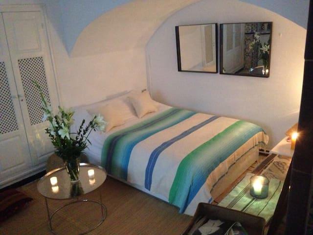 Quiétude et charme à Sidi Bou Said - Cartago - Apartamento