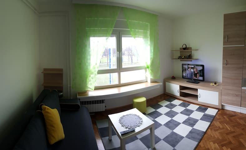 Studio apartment Christian - Zagreb - Wohnung