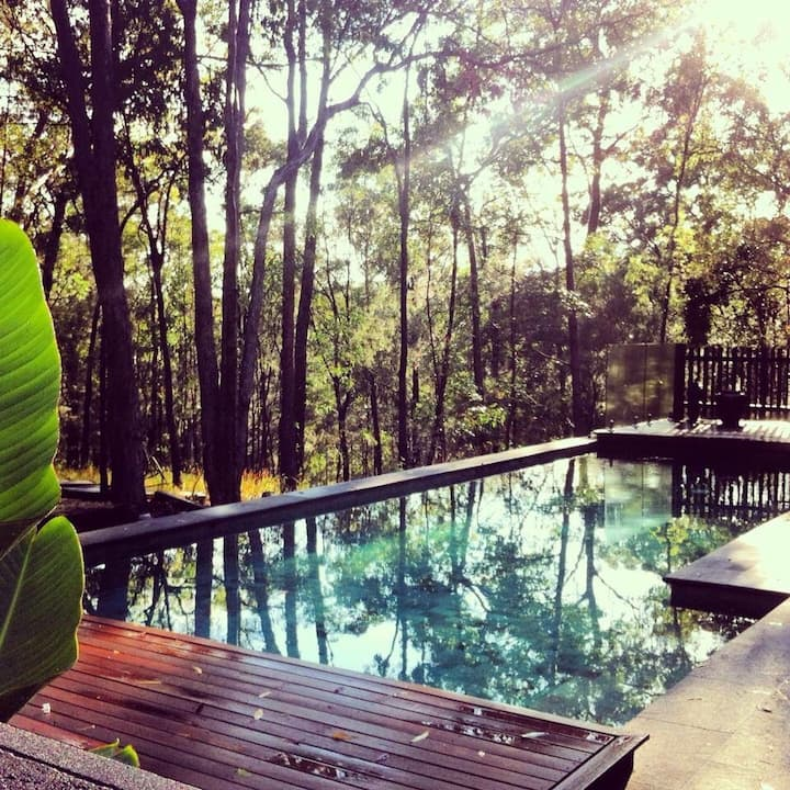 Gold Coast Dream Haven ~ Private & Tranquil