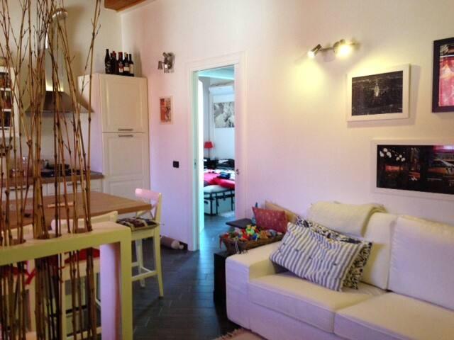 Delizioso trilocale a lisanza - Lisanza - Apartment