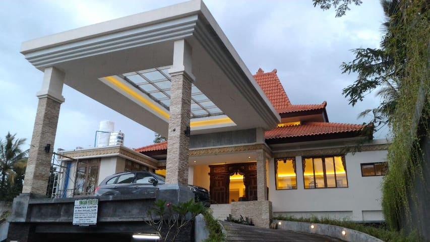 Exclusive cozy Villa&SPA- Superior room+Breakfast