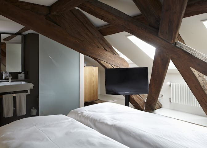Altstadt Hotel Le Stelle - Single Room with Courtyard View