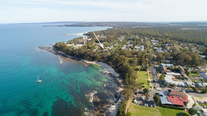 Bayview on Bowen :: Jervis Bay Rentals