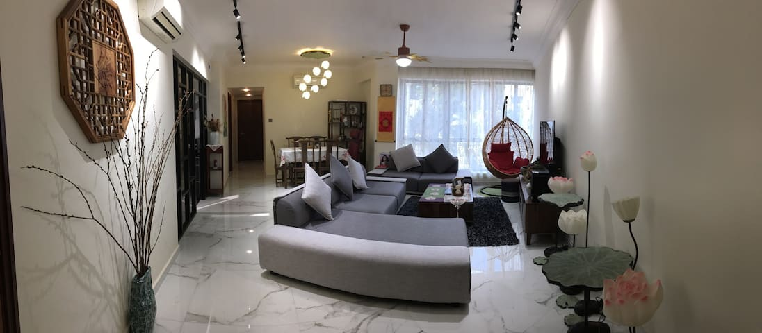 Regentville condo common bedroom - Singapur