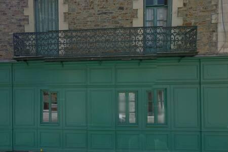 Maison Pasteur Chambre parentale - Vitré