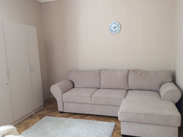 Peaceful apartment in downtown - Szeged - Apartment