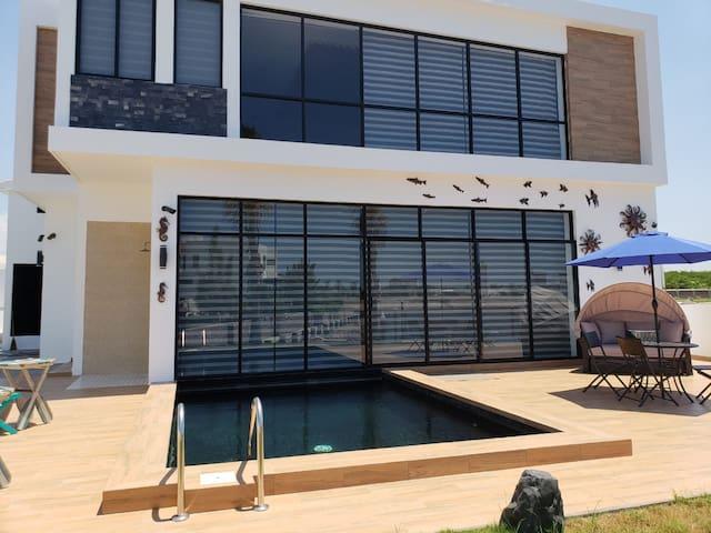 Mazatlán Casa Amueblada