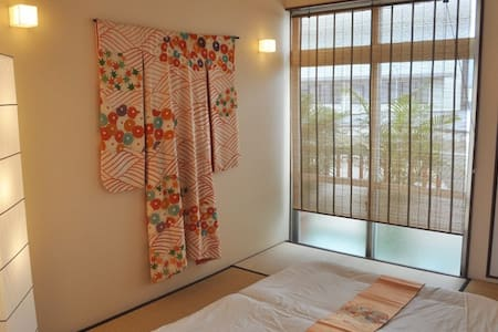 La Passione's two great tatami rooms - Naha-shi