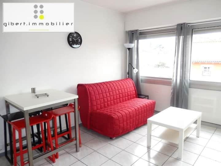 Studio + Parking -  Le Puy-en-Velay