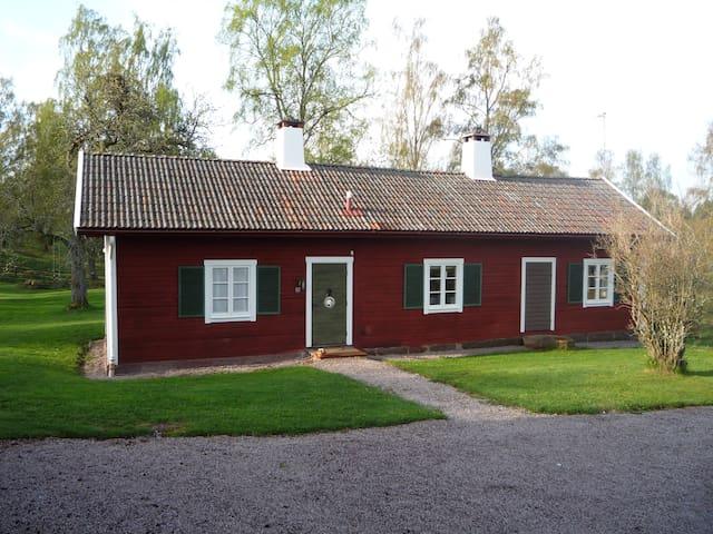 Haus mit Charme - wohnen wie in Bullerby