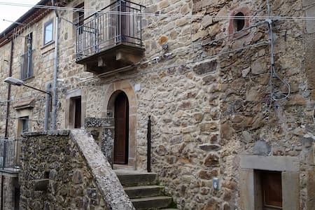 Traditional sicilian home - Mistretta - House