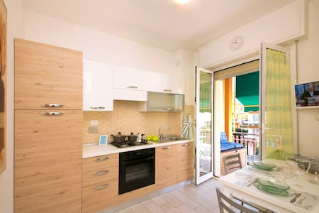 100 mt from the sea with wifi and air-conditioning - Pietra Ligure
