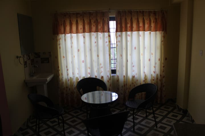 New and beautiful apartment near Swayambhunath - Katmandú