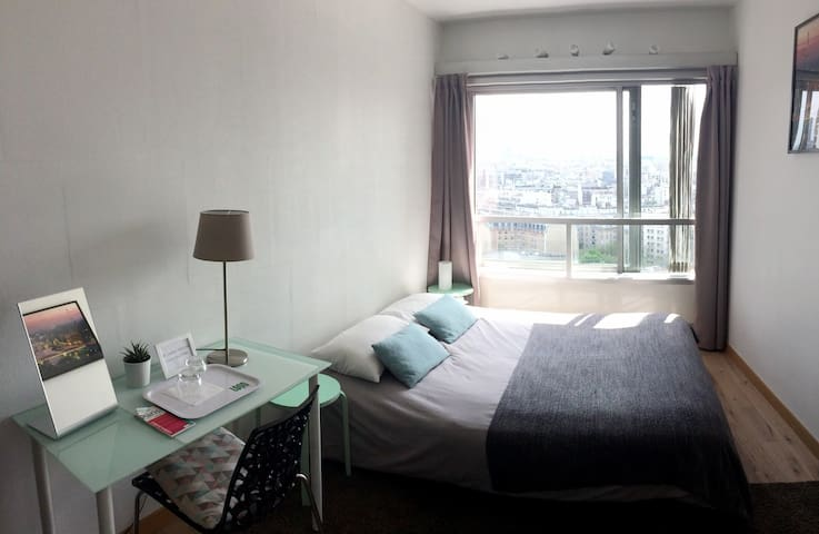 Nice Room -  near Eiffel Tower and River Seine.