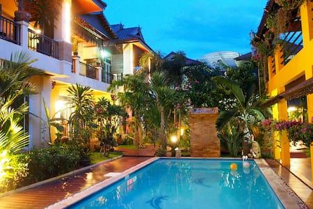 Lamduan Boutique Home Stay - ตำบล หนองหอย - Huoneisto