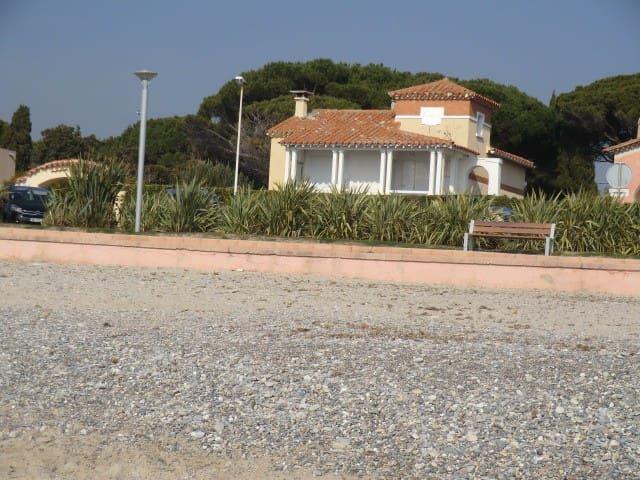 villa ADJIM bord de mer - Saint-Cyr-sur-Mer - Hus