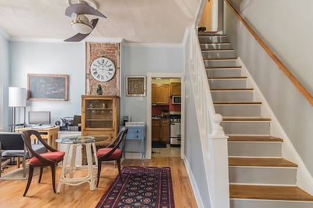 Fishtown Townhouse w Private Rooftop Deck