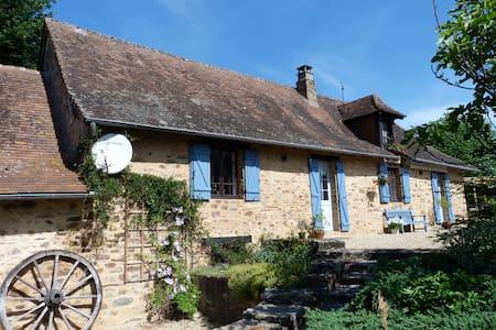 La Fermette at Les Lavandes - Sarrazac