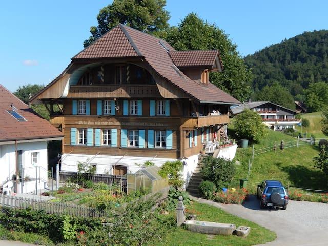 BnB Haus Itten with Breakfast